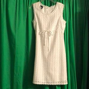 My Michelle All Over Lace Dress, sleeveless
